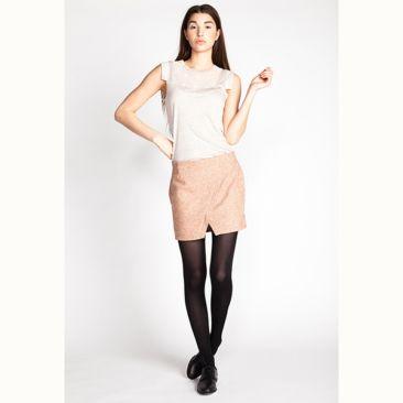 Named Nasha Mini Skirt Sewing Pattern Guthrie Ghani Craft