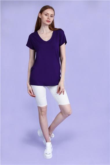 Bayan Tshirt Modelleri Kadin Tshirt Fiyatlari Collezione Sayfa 3 2020 Moda Kadin Moda Stilleri