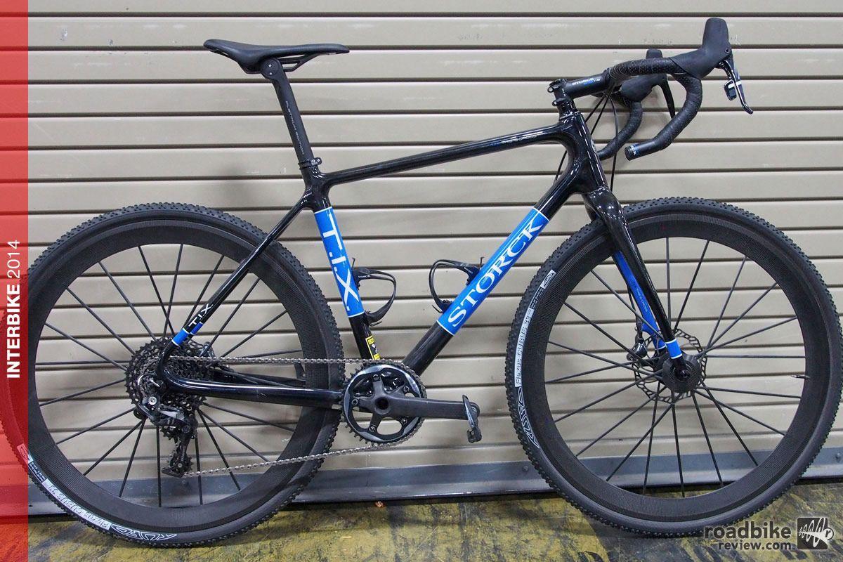 Interbike Storck S 14 6 Pound 14 000 T I X Cross Bike