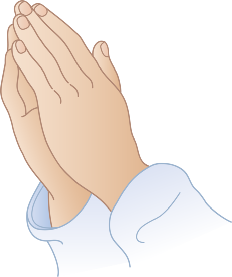Raptured Blog Post Courageous Christian Father Praying Hands Clipart Praying Hands Free Clip Art