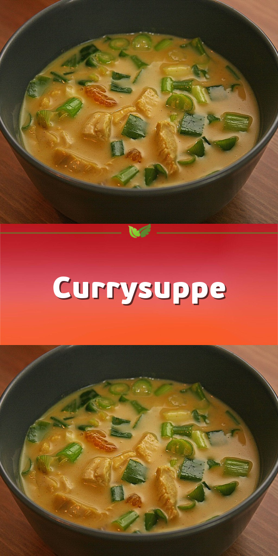 Photo of curry soup
