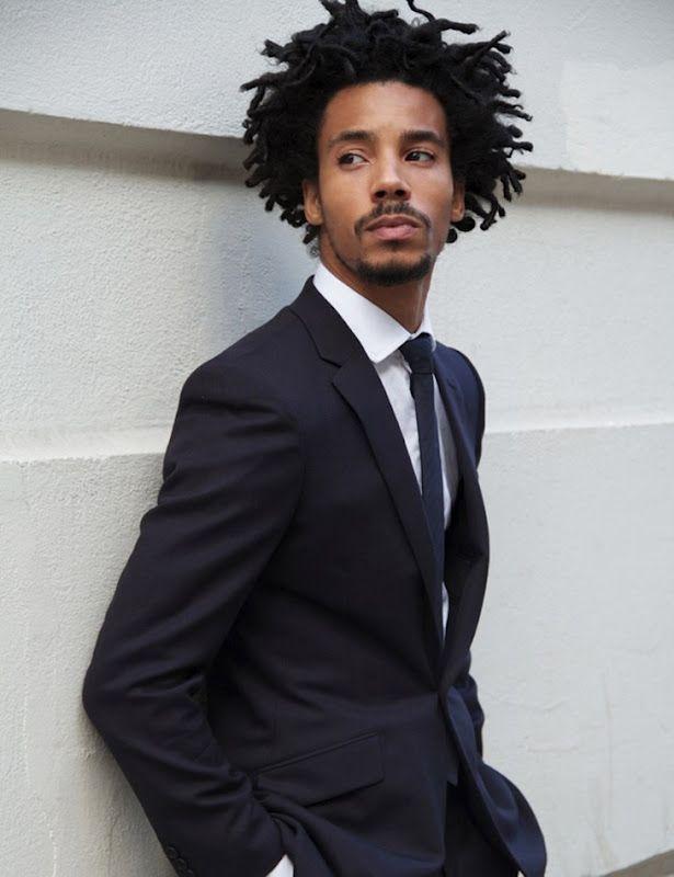 Image result for black men in cotton suit
