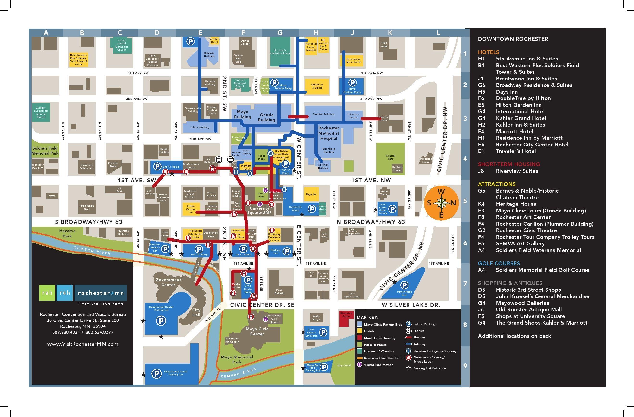 rochester mn downtown map. rochester mn downtown map  minneapolis–saint paul  pinterest