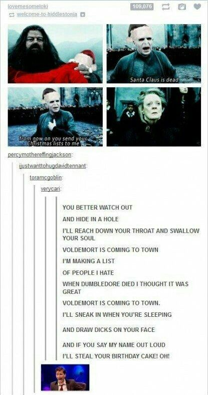 You Better Watch Out Harry Potter Obsession Harry Potter Universal Harry Potter Funny