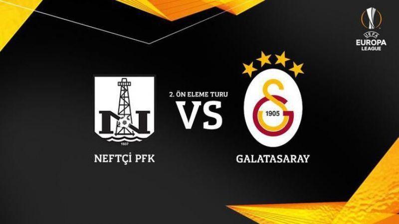 Galatasaray 7 Yil Aradan Sonra Avrupa Da Galibiyet Yuzu Gordu Neftci 1 Galatasaray 3 Avrupa Haber Spor