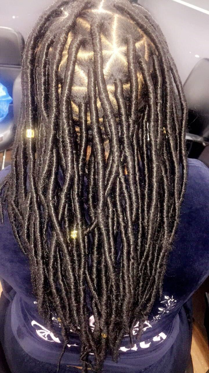 Locs Are Terribly Time Consuming But So Cool You Ll Want