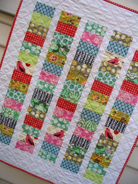 1000+ images about Jelly roll on Pinterest   Coins, Happy ... : easy quilt - Adamdwight.com