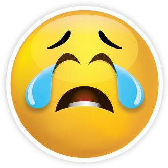 emoji sad face yesyou read that right alon3i clipart png 329 329