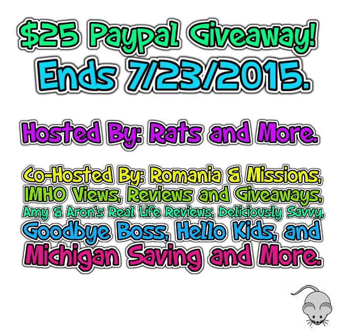 $25 Paypal Gift Card Giveaway - Ends 7/23 – A Medic's World