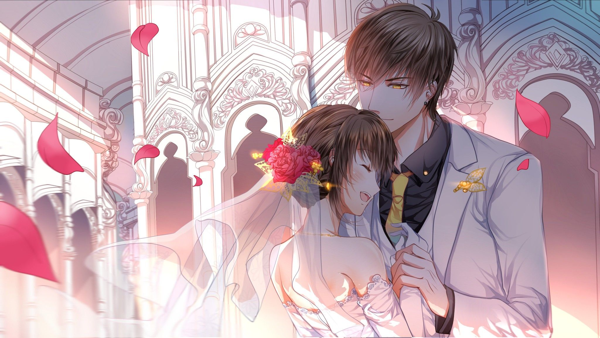 Gambar oleh Ziiee pada Wallpaper anime♡ Pasangan