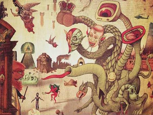 LA VOZ DEL ANÁHUAC-SEXTA X LA LIBRE: Babel: CAPITALISMO, LA GRAN BESTIA: EL ORDEN SOCIAL, LA BUROCRACIA, EL ESTADO