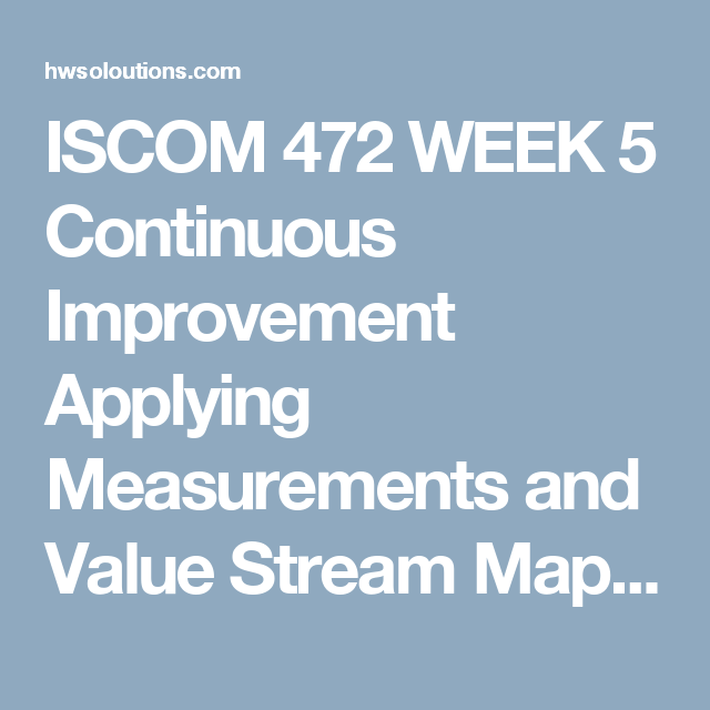 Iscom  Week  Performance Improvement Plan Iscom  Week