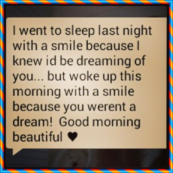 Good Morning Cutie Text : Sweet good morning texts for her cute instagram quotes