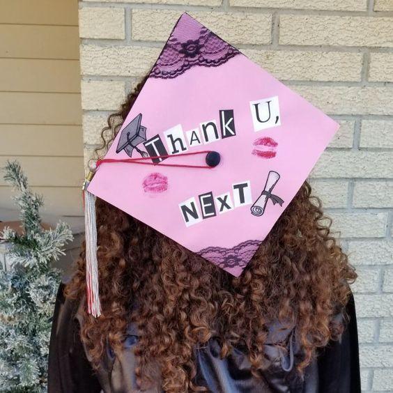graduation cap decoration; graduation cap designs college