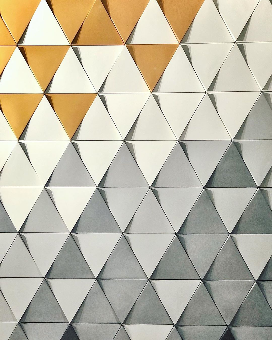 Concrete 3d Tiles On Instagram Feature Wall Coming Alive With Our Trimentional Concrete Tile Project In Progr In 2020 Concrete Tiles Feature Wall Inspiration Wall