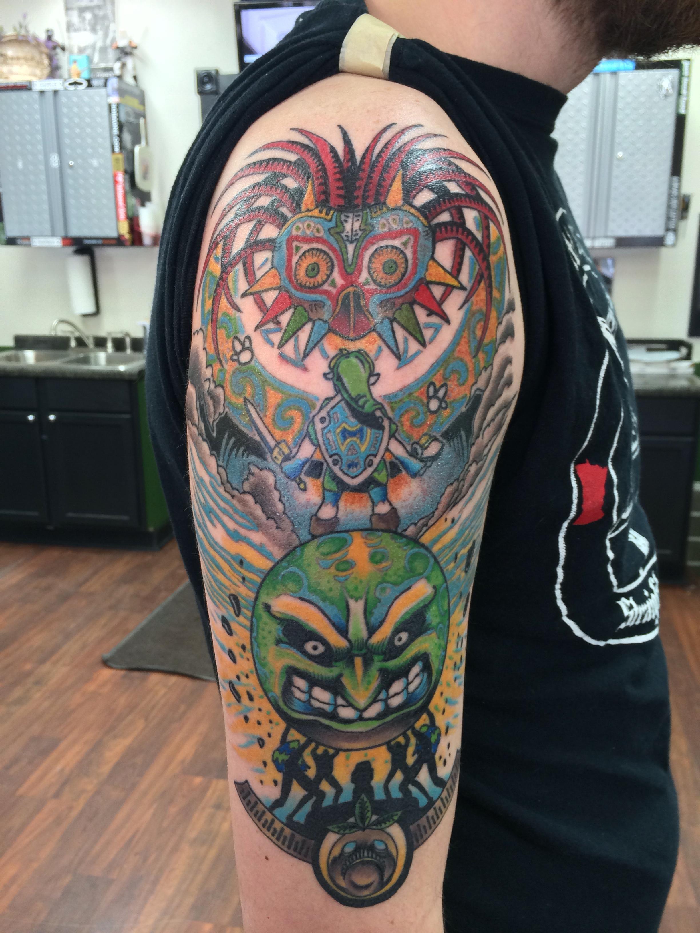 Mobile Upload   Brand new tattoos, Sleeve tattoos, Tattoos
