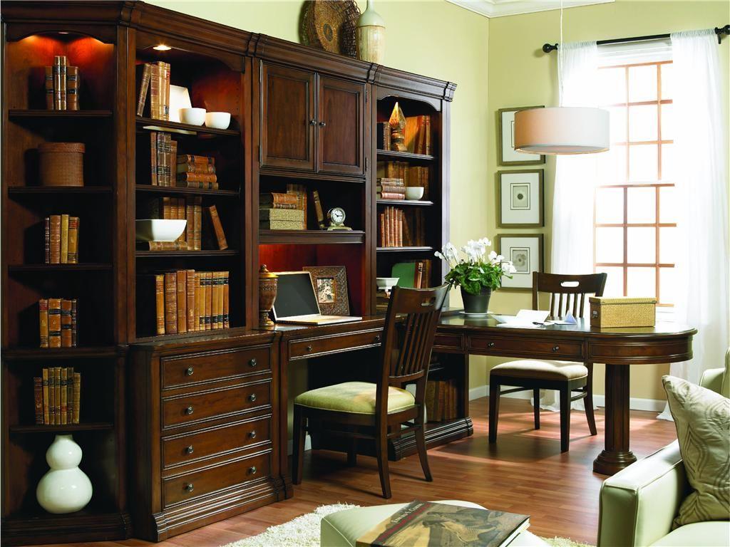 Charmant Hooker Furniture Home Office Partner Desk 258 70 424   Woodleyu0027s Furniture