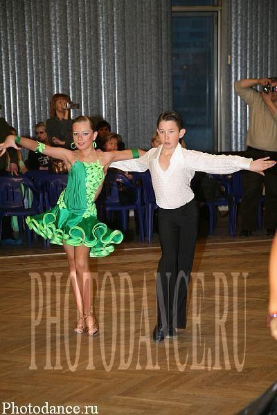 Платья для детских спортивных танцев