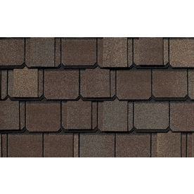 Best Roof Certainteed Grand Manor Luxury Tudor Brown Shingles 400 x 300