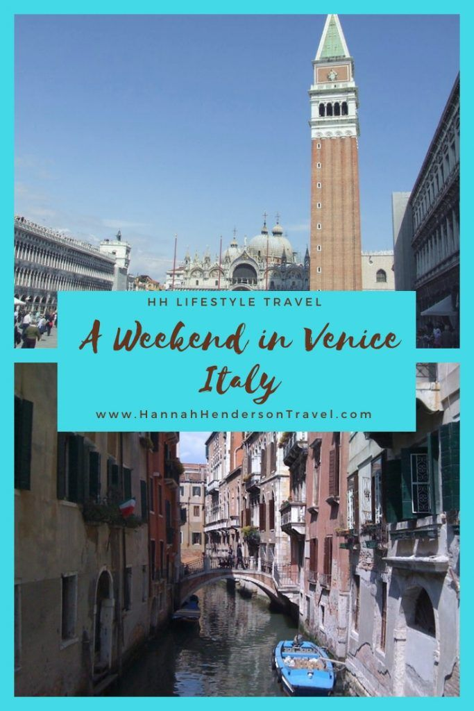 Photo of A Weekend in Venice Italy | HH Lifestyle Travel