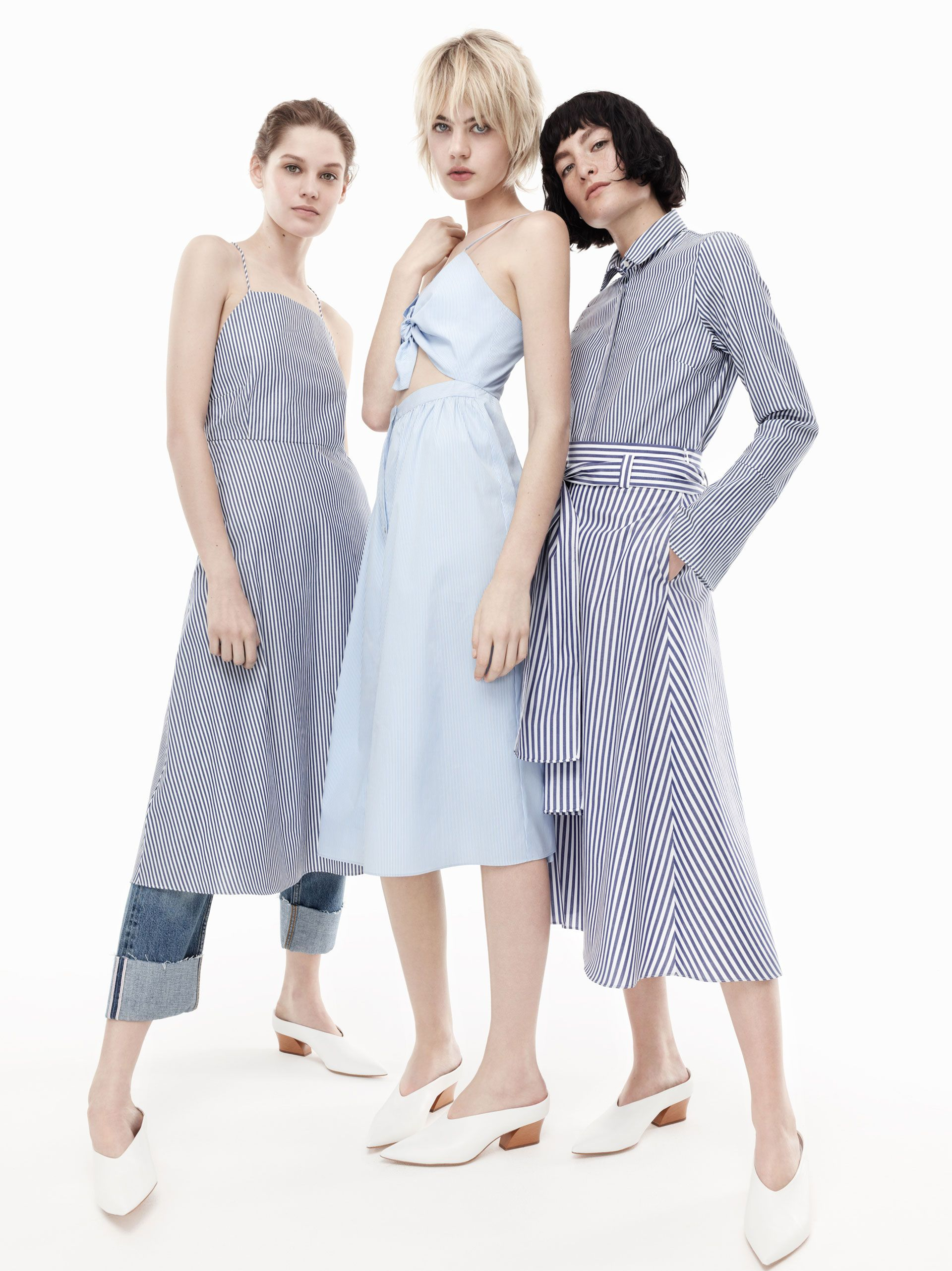ZARA Woman / THE SPRING REPORT | ss16