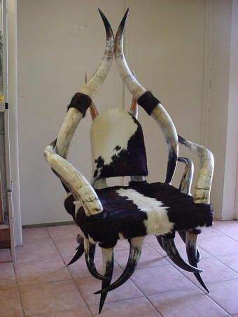 skull furniture for sale Bull Horns Bull Skulls