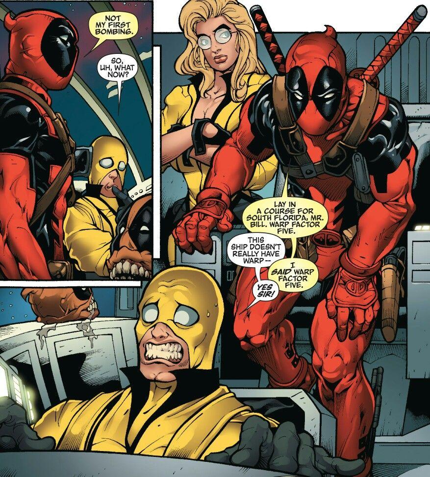 Marvel Deadpool, Comics, Marvel