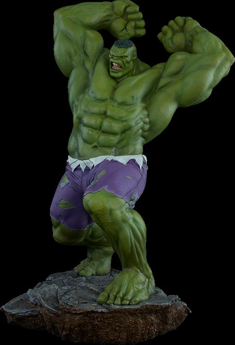 Hulk sideshow heroes hulk marvel hulk marvel