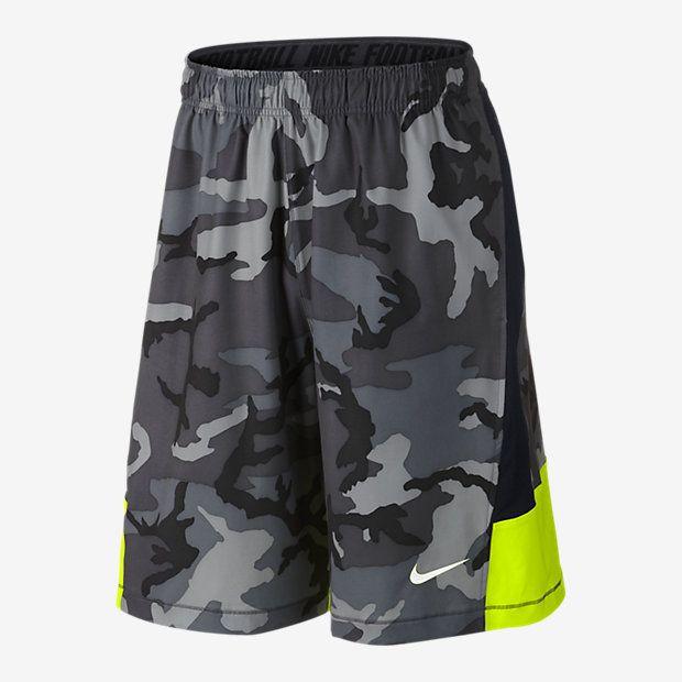 Camo Nike Football Shorts | Nike Clothing | Pinterest | Nike ...