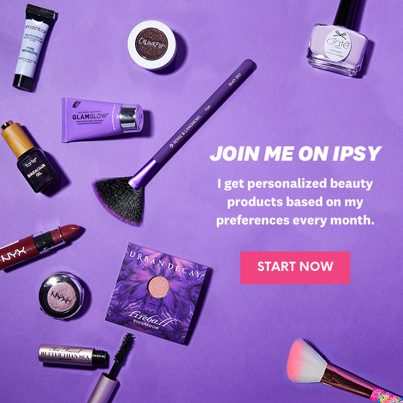 Personalized Monthly Makeup & Beauty Sample Subscription