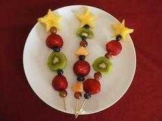 Pinchos De Frutas Para Niños Buscar Con Google Pinchos De Frutas Comidas Para Niños Brochetas De Frutas
