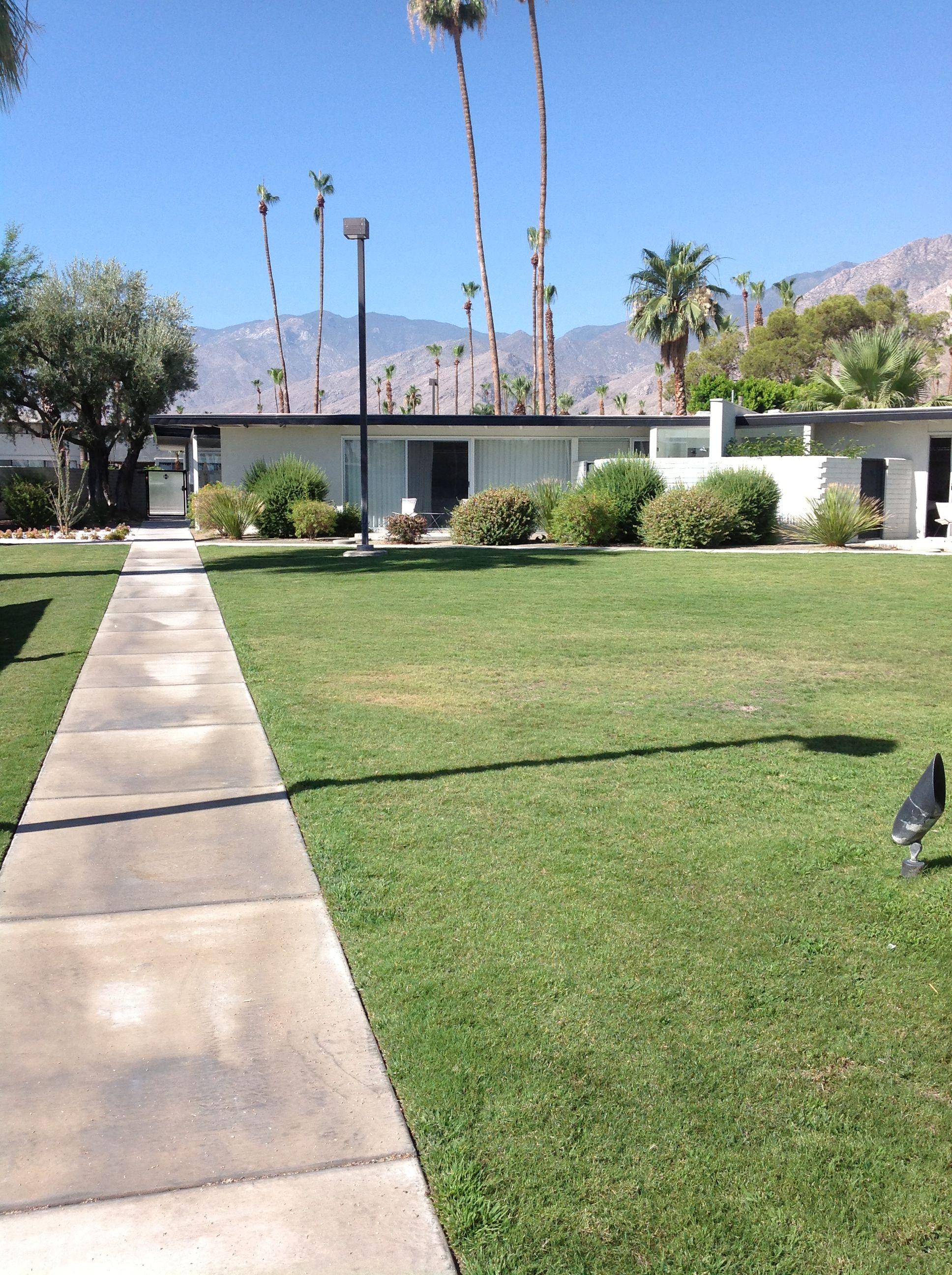 The Horizon hotel, Palm Springs
