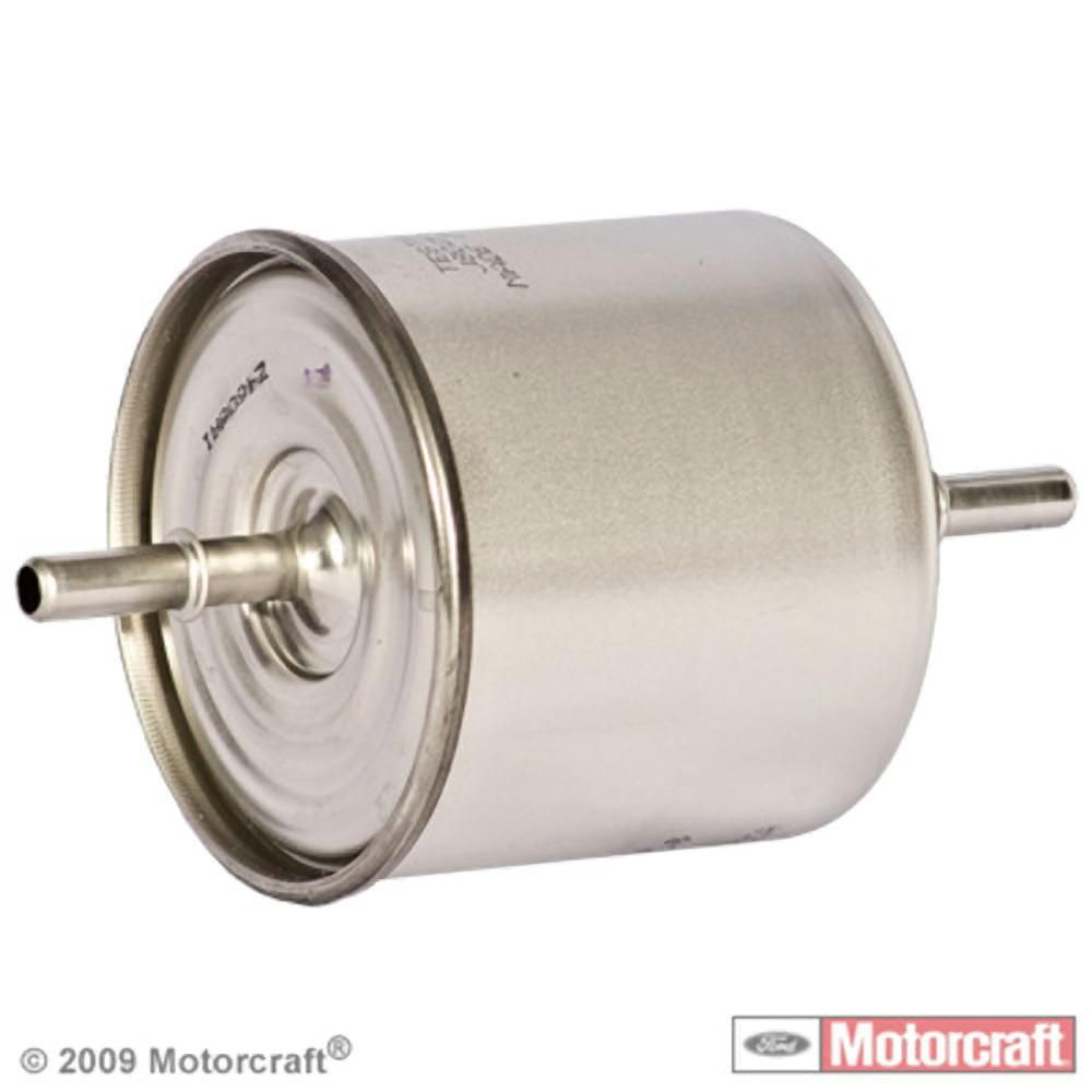 motorcraft fuel filter fits 1983 2005 mercury sable ln7 [ 1000 x 1000 Pixel ]