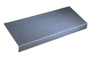 Orbitread Rubber Stair Treads Low Profile Stair Treads Garage Steps Stairs