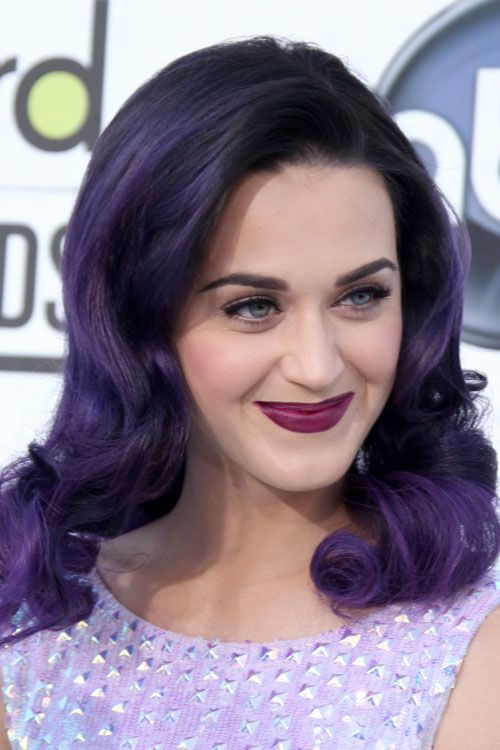 Katy Perry S Hairstyles Hair Colors Steal Her Style Page 6 Katy Perry Hair Best Hair Dye Katy Perry Purple Hair