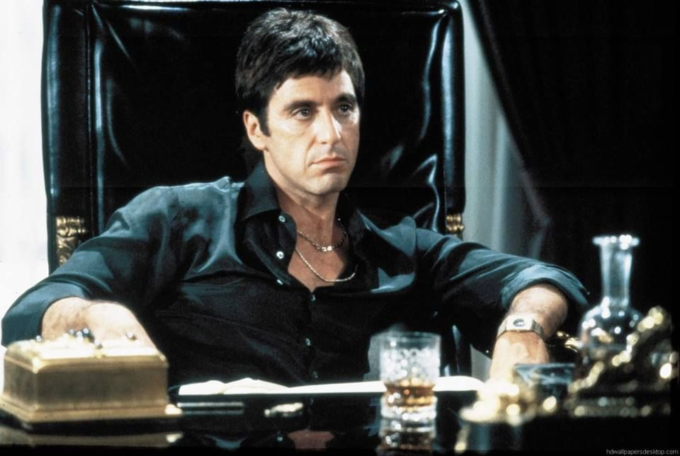 All I Have In This World Are My Balls And My Word Scarface