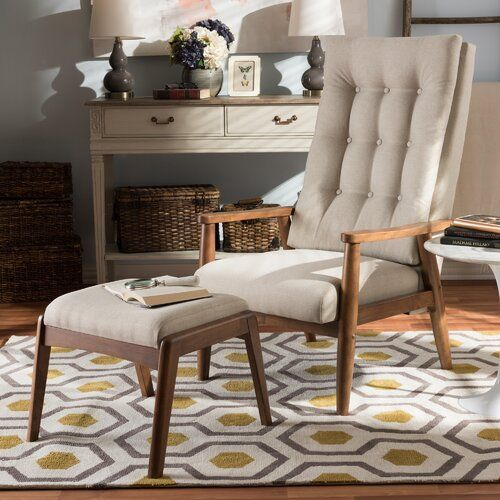 Miraculous Rio Lounge Chair And Ottoman In 2019 Living Room Chair Caraccident5 Cool Chair Designs And Ideas Caraccident5Info