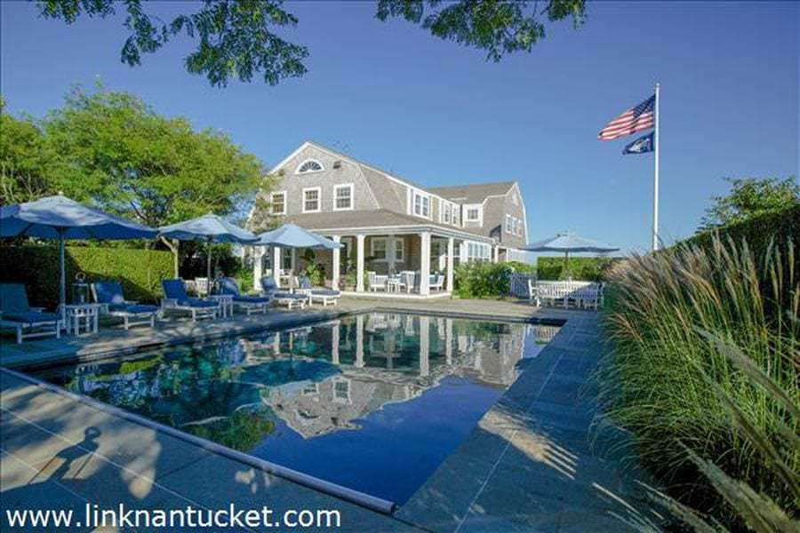A 19th Century Nantucket Home For Sale Nantucket Home Vacation