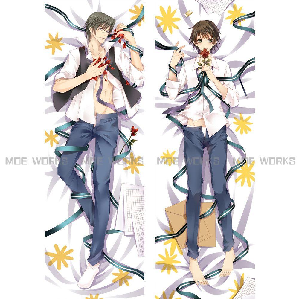 Anime pillow case cover 150X50CM 2WAY