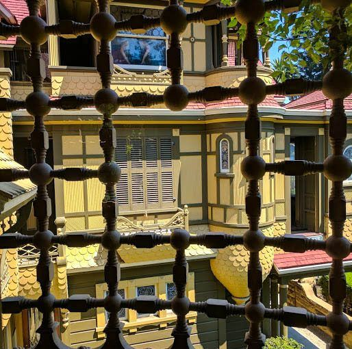 Winchester House virtual tour pictures from inside