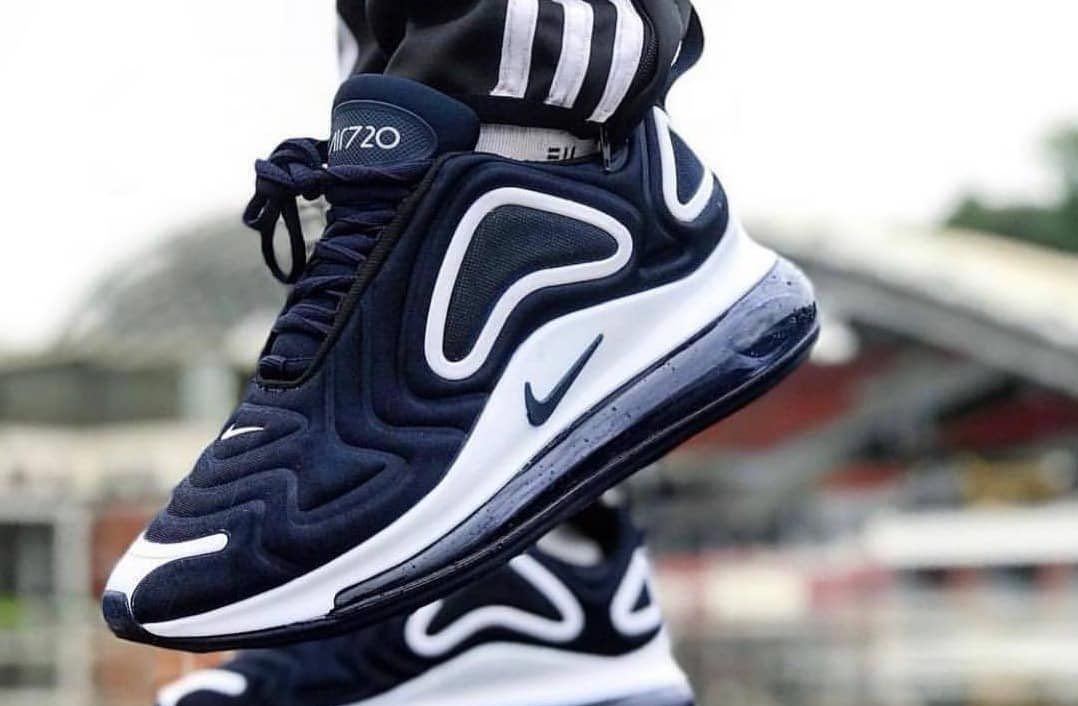 best sneakers 144ad 009ce Nike Air Max 720 Obsidian
