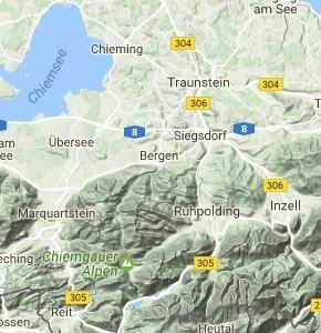 Hochfelln Die Aussichtsterasse Des Chiemgaus Alpen Tourismus Bergen