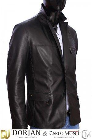 Marynarka Skorzana Meska Dorjan Rlf450 2 Fashion Jackets Leather Jacket