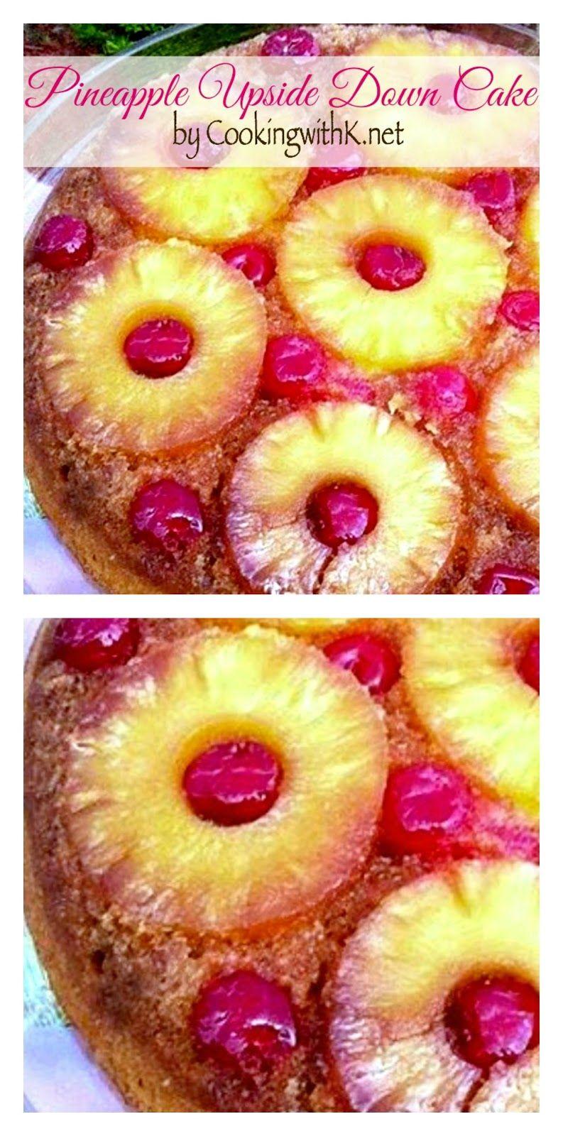 Classic pineapple upside down cake grannys recipe