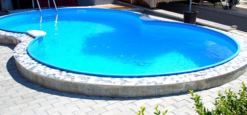 Mit Dem Besonderen Etwas Und Praktischen Sitzflächen: Unsere 8 Form Pools  Sind Praktisch