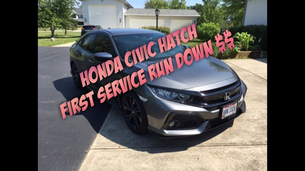Have you seen the Honda Civic 2018 Hatchback? It's