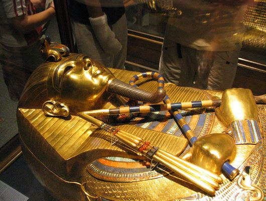 Mummification