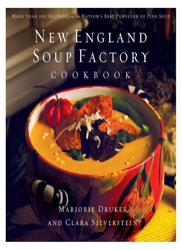 New England Soup Factory Cookbook: More Than 100 Recipes from the Nation's Best Purveyor of Fine Soup - Kindle edition by Marjorie Druker, Clara Silverstein. Cookbooks, Food & Wine Kindle eBooks @ Amazon.com.