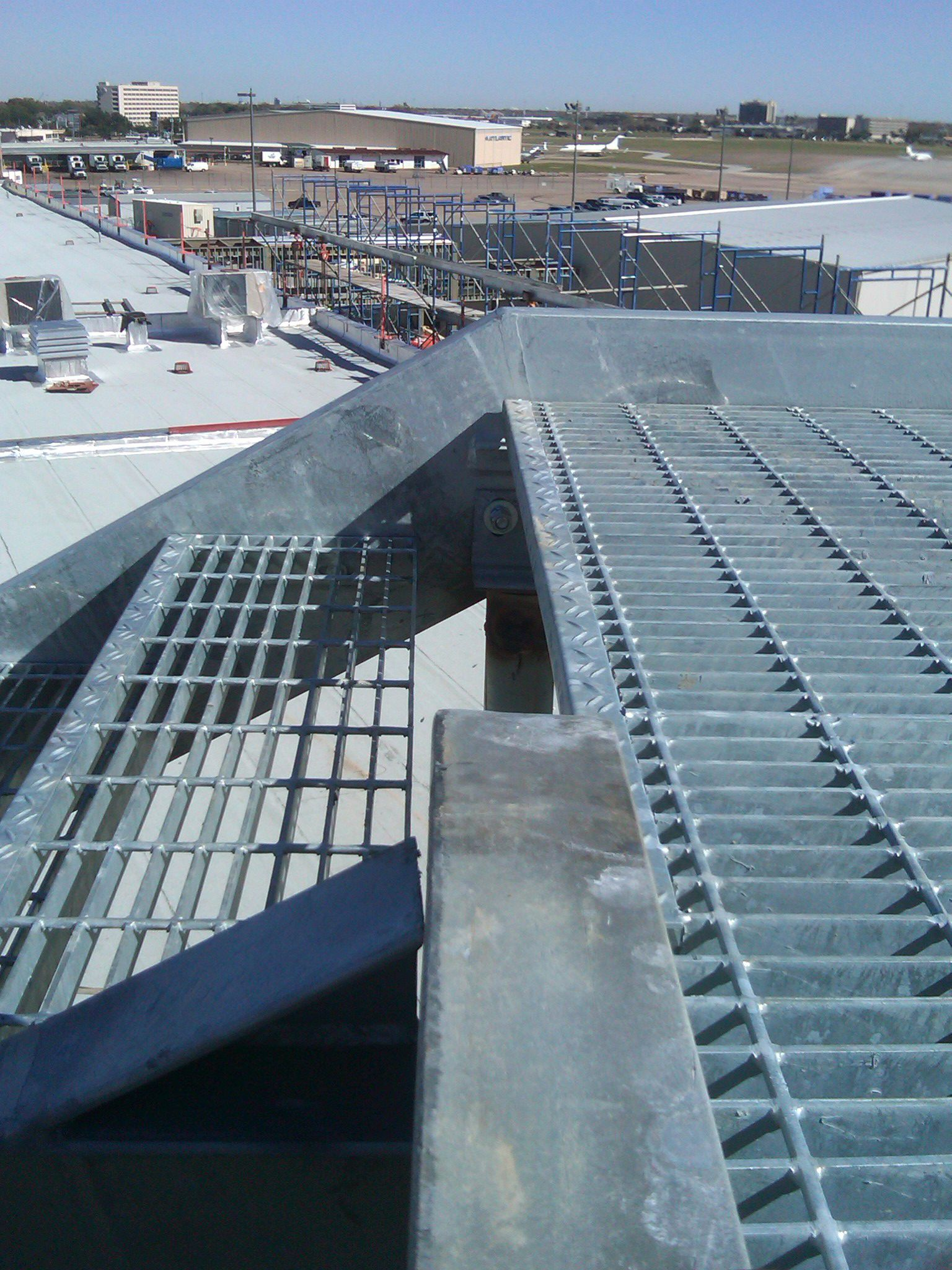Best Bar Grating Bar Stair Treads Building 400 x 300