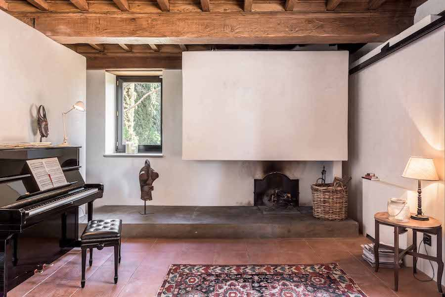 Maison Ache Picture Gallery Interior House Redesign Tuscan House